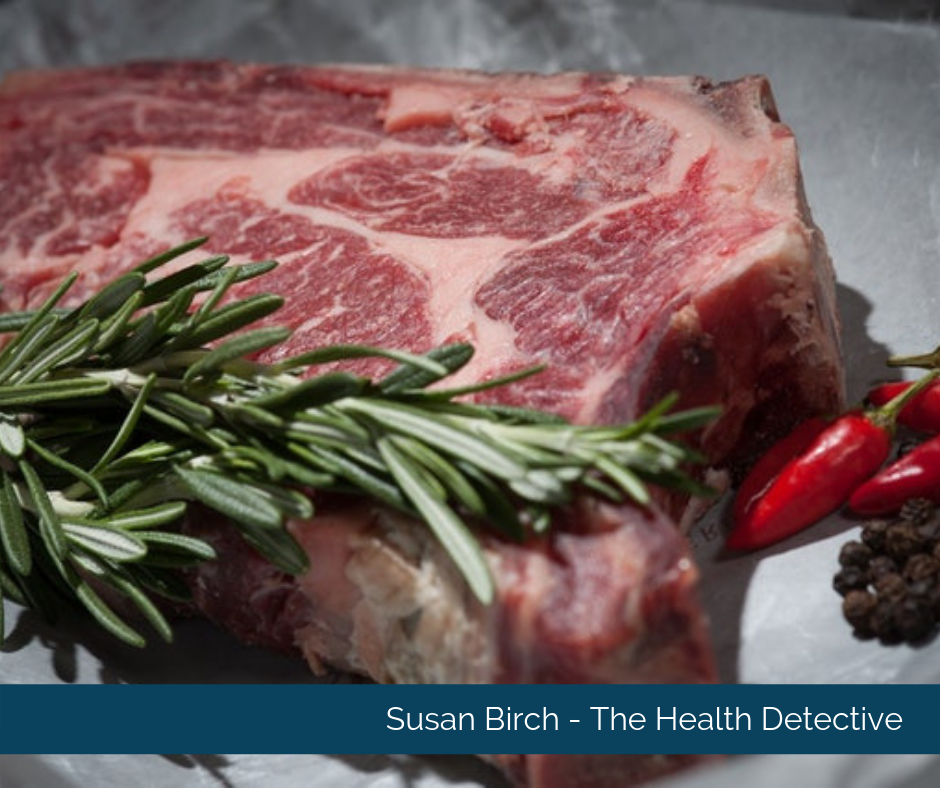 Are you being fed a pack of lies about red meat?