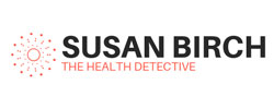 Susan Birch – The Health Detective Logo